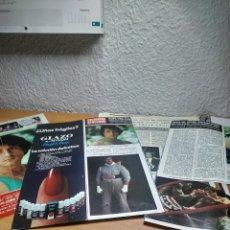 Coleccionismo de Revistas y Periódicos: SYLVESTER STALLONE . HOLA 26.3.77. Lote 233283155