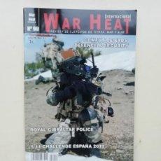 Coleccionismo de Revistas y Periódicos: WAR HEAT. Lote 233861315