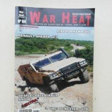 Coleccionismo de Revistas y Periódicos: WAR HEAT. Lote 233861475
