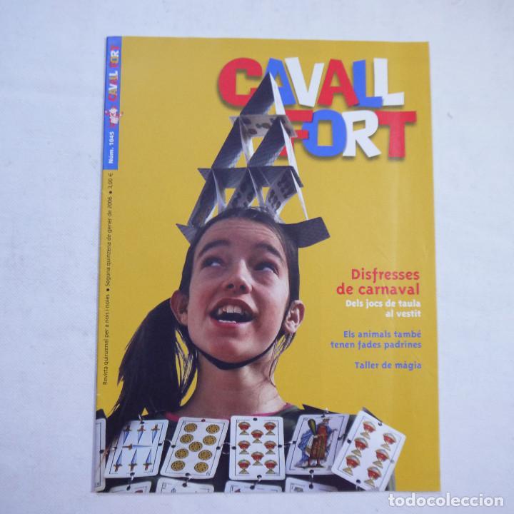 Coleccionismo de Revistas y Periódicos: LOTE 18 REVISTAS CAVALL FORT 2006 (AÑO CASI COMPLETO FALTAN 2 NÚMEROS EL 1044 y EL 1046) - Foto 2 - 234113740