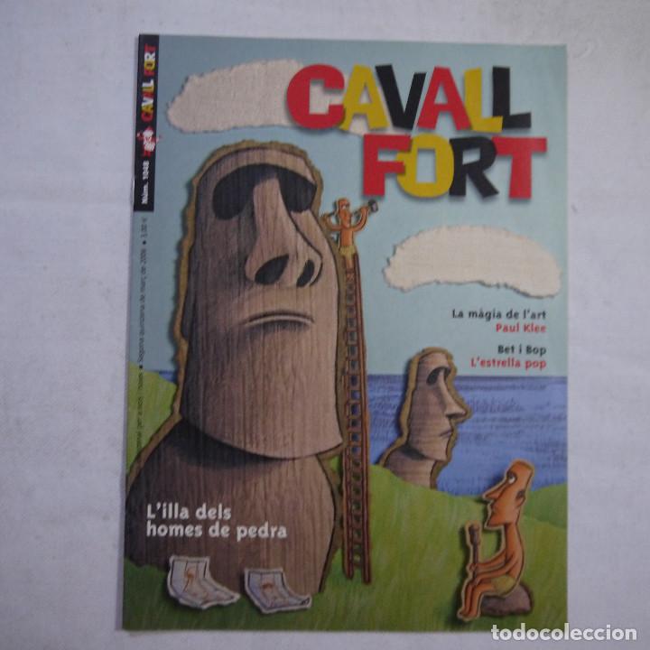 Coleccionismo de Revistas y Periódicos: LOTE 18 REVISTAS CAVALL FORT 2006 (AÑO CASI COMPLETO FALTAN 2 NÚMEROS EL 1044 y EL 1046) - Foto 4 - 234113740