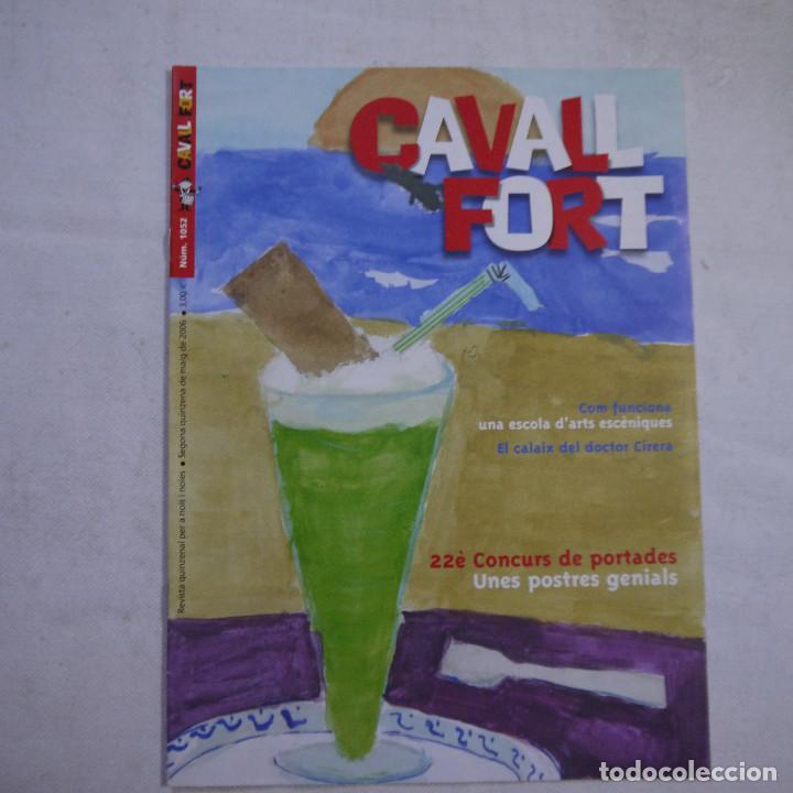 Coleccionismo de Revistas y Periódicos: LOTE 18 REVISTAS CAVALL FORT 2006 (AÑO CASI COMPLETO FALTAN 2 NÚMEROS EL 1044 y EL 1046) - Foto 7 - 234113740