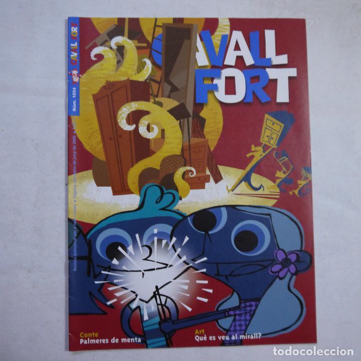 Coleccionismo de Revistas y Periódicos: LOTE 18 REVISTAS CAVALL FORT 2006 (AÑO CASI COMPLETO FALTAN 2 NÚMEROS EL 1044 y EL 1046) - Foto 9 - 234113740