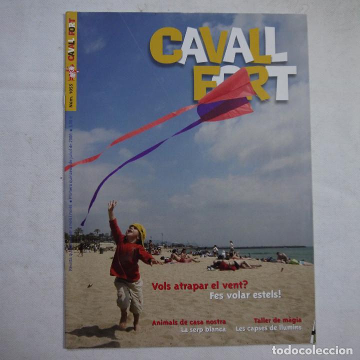Coleccionismo de Revistas y Periódicos: LOTE 18 REVISTAS CAVALL FORT 2006 (AÑO CASI COMPLETO FALTAN 2 NÚMEROS EL 1044 y EL 1046) - Foto 11 - 234113740