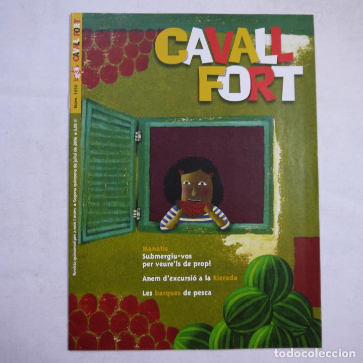 Coleccionismo de Revistas y Periódicos: LOTE 18 REVISTAS CAVALL FORT 2006 (AÑO CASI COMPLETO FALTAN 2 NÚMEROS EL 1044 y EL 1046) - Foto 12 - 234113740
