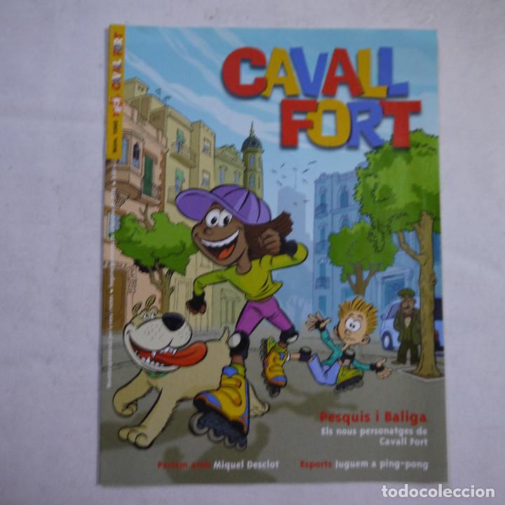 Coleccionismo de Revistas y Periódicos: LOTE 18 REVISTAS CAVALL FORT 2006 (AÑO CASI COMPLETO FALTAN 2 NÚMEROS EL 1044 y EL 1046) - Foto 15 - 234113740