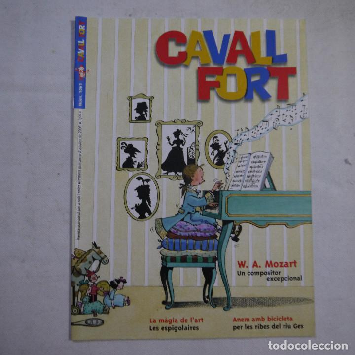Coleccionismo de Revistas y Periódicos: LOTE 18 REVISTAS CAVALL FORT 2006 (AÑO CASI COMPLETO FALTAN 2 NÚMEROS EL 1044 y EL 1046) - Foto 16 - 234113740