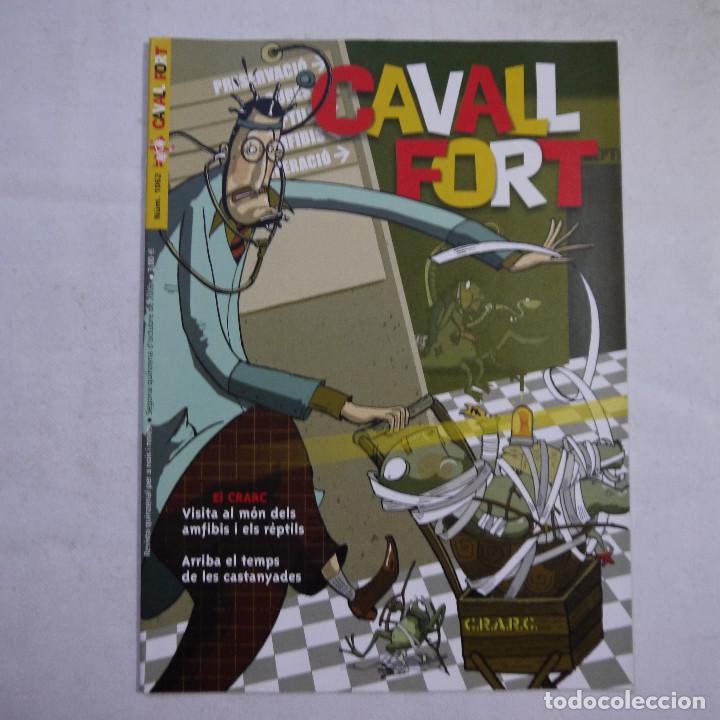 Coleccionismo de Revistas y Periódicos: LOTE 18 REVISTAS CAVALL FORT 2006 (AÑO CASI COMPLETO FALTAN 2 NÚMEROS EL 1044 y EL 1046) - Foto 17 - 234113740