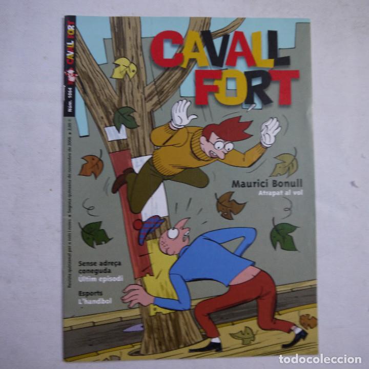 Coleccionismo de Revistas y Periódicos: LOTE 18 REVISTAS CAVALL FORT 2006 (AÑO CASI COMPLETO FALTAN 2 NÚMEROS EL 1044 y EL 1046) - Foto 19 - 234113740