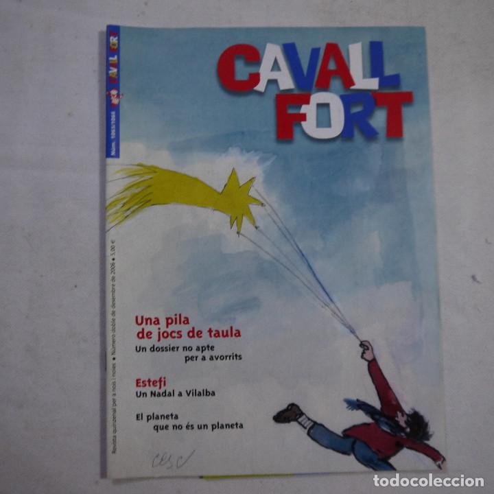 Coleccionismo de Revistas y Periódicos: LOTE 18 REVISTAS CAVALL FORT 2006 (AÑO CASI COMPLETO FALTAN 2 NÚMEROS EL 1044 y EL 1046) - Foto 20 - 234113740