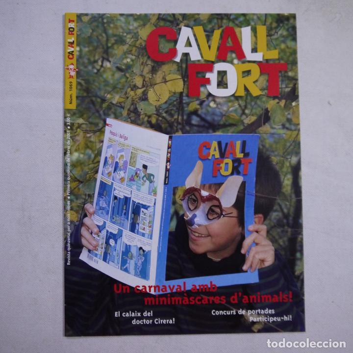 Coleccionismo de Revistas y Periódicos: LOTE 20 REVISTAS CAVALL FORT 2007 (AÑO CASI COMPLETO FALTA 1 NÚMERO EL 1077) - Foto 4 - 234115535