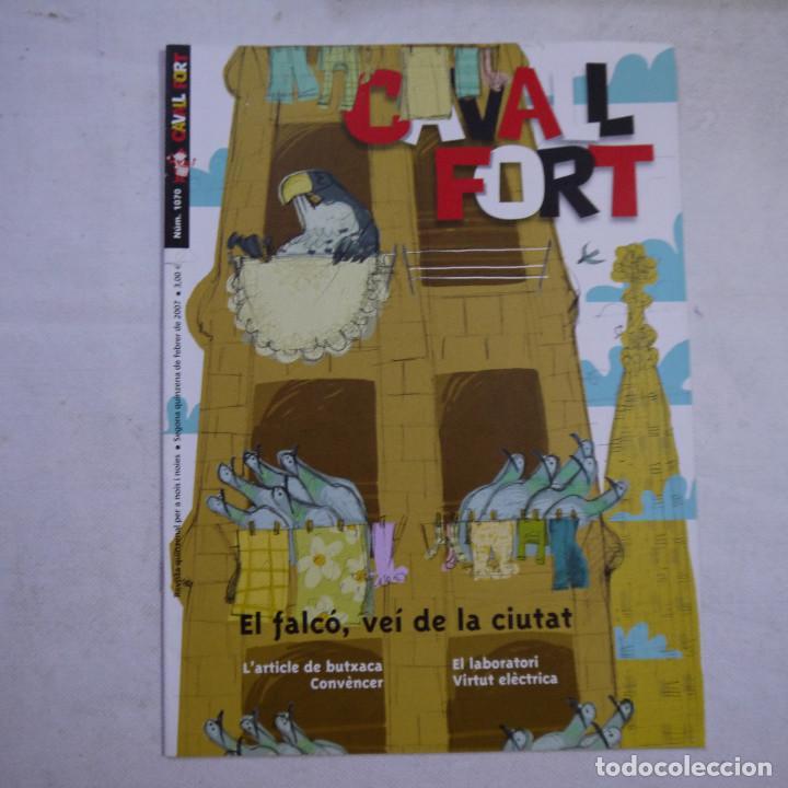 Coleccionismo de Revistas y Periódicos: LOTE 20 REVISTAS CAVALL FORT 2007 (AÑO CASI COMPLETO FALTA 1 NÚMERO EL 1077) - Foto 5 - 234115535