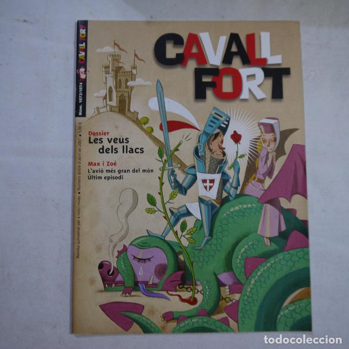 Coleccionismo de Revistas y Periódicos: LOTE 20 REVISTAS CAVALL FORT 2007 (AÑO CASI COMPLETO FALTA 1 NÚMERO EL 1077) - Foto 8 - 234115535