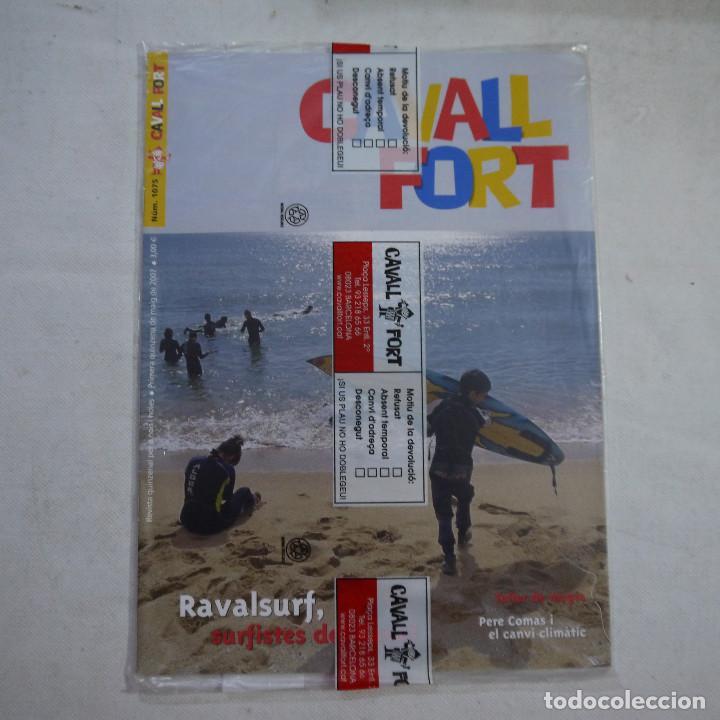 Coleccionismo de Revistas y Periódicos: LOTE 20 REVISTAS CAVALL FORT 2007 (AÑO CASI COMPLETO FALTA 1 NÚMERO EL 1077) - Foto 9 - 234115535