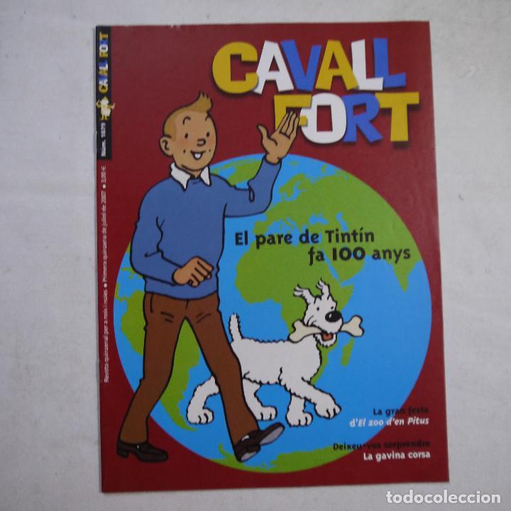 Coleccionismo de Revistas y Periódicos: LOTE 20 REVISTAS CAVALL FORT 2007 (AÑO CASI COMPLETO FALTA 1 NÚMERO EL 1077) - Foto 12 - 234115535