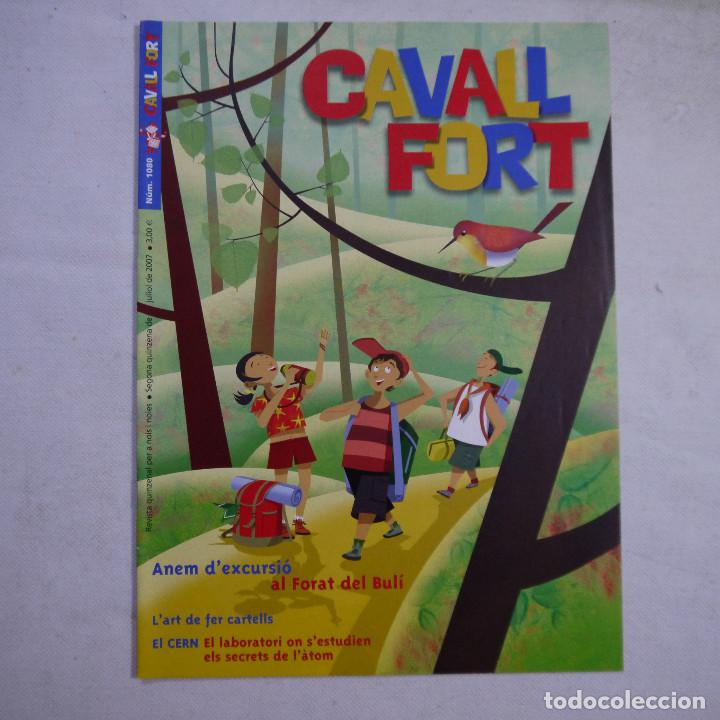 Coleccionismo de Revistas y Periódicos: LOTE 20 REVISTAS CAVALL FORT 2007 (AÑO CASI COMPLETO FALTA 1 NÚMERO EL 1077) - Foto 13 - 234115535