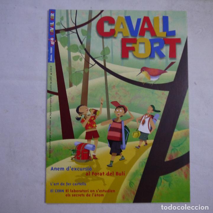 Coleccionismo de Revistas y Periódicos: LOTE 20 REVISTAS CAVALL FORT 2007 (AÑO CASI COMPLETO FALTA 1 NÚMERO EL 1077) - Foto 14 - 234115535