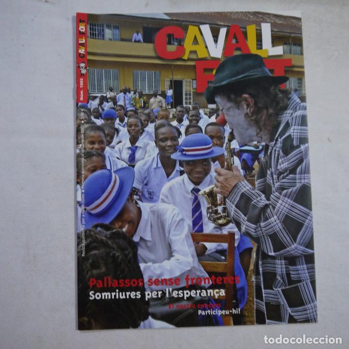 Coleccionismo de Revistas y Periódicos: LOTE 20 REVISTAS CAVALL FORT 2007 (AÑO CASI COMPLETO FALTA 1 NÚMERO EL 1077) - Foto 18 - 234115535