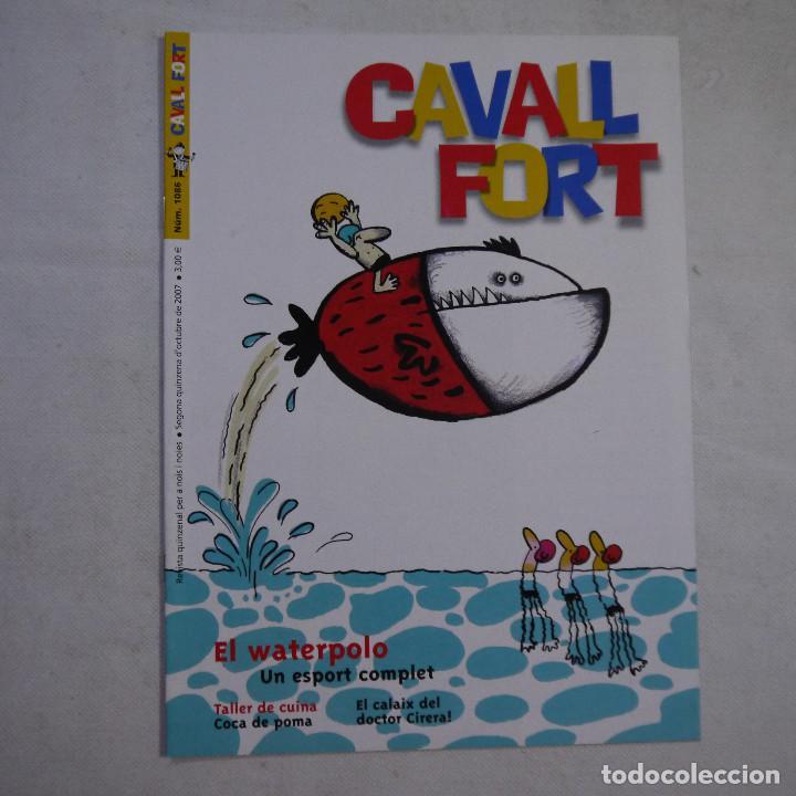 Coleccionismo de Revistas y Periódicos: LOTE 20 REVISTAS CAVALL FORT 2007 (AÑO CASI COMPLETO FALTA 1 NÚMERO EL 1077) - Foto 19 - 234115535