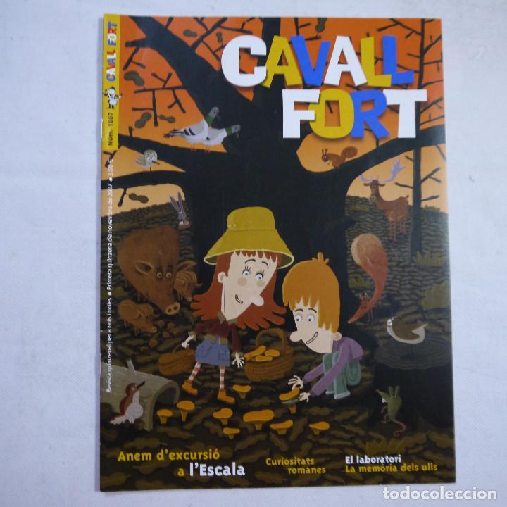 Coleccionismo de Revistas y Periódicos: LOTE 20 REVISTAS CAVALL FORT 2007 (AÑO CASI COMPLETO FALTA 1 NÚMERO EL 1077) - Foto 20 - 234115535