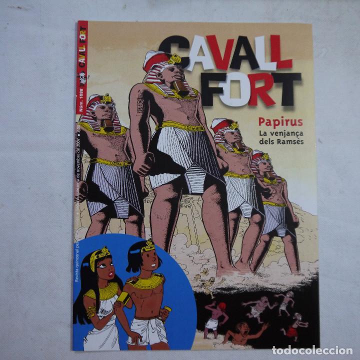 Coleccionismo de Revistas y Periódicos: LOTE 20 REVISTAS CAVALL FORT 2007 (AÑO CASI COMPLETO FALTA 1 NÚMERO EL 1077) - Foto 21 - 234115535