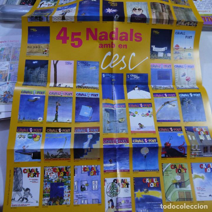Coleccionismo de Revistas y Periódicos: LOTE 20 REVISTAS CAVALL FORT 2007 (AÑO CASI COMPLETO FALTA 1 NÚMERO EL 1077) - Foto 23 - 234115535