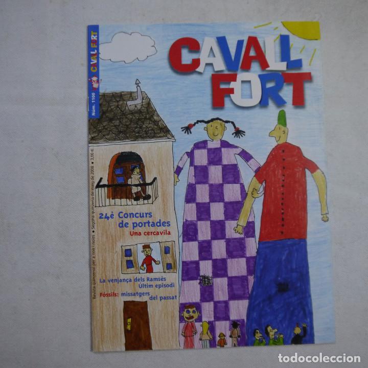 Coleccionismo de Revistas y Periódicos: LOTE 18 REVISTAS CAVALL FORT 2008 (AÑO CASI COMPLETO FALTAN 3 NÚMEROS) - Foto 10 - 234117090