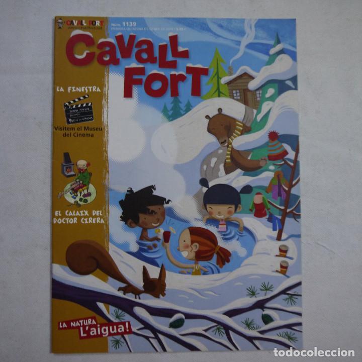 Coleccionismo de Revistas y Periódicos: LOTE 21 REVISTAS CAVALL FORT 2010 (AÑO COMPLETO) - Foto 2 - 234119340