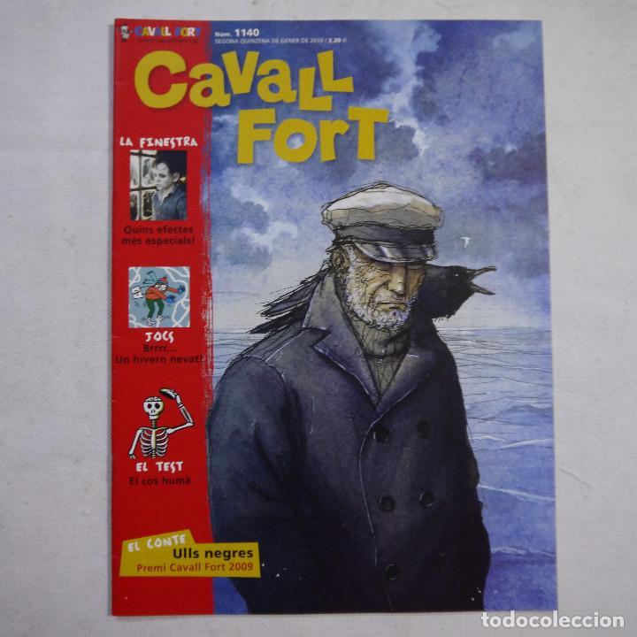 Coleccionismo de Revistas y Periódicos: LOTE 21 REVISTAS CAVALL FORT 2010 (AÑO COMPLETO) - Foto 3 - 234119340