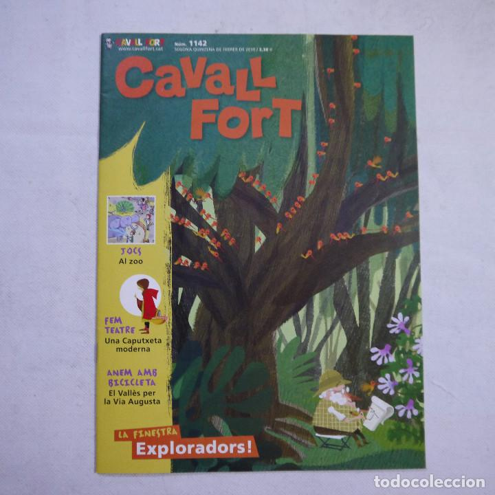 Coleccionismo de Revistas y Periódicos: LOTE 21 REVISTAS CAVALL FORT 2010 (AÑO COMPLETO) - Foto 5 - 234119340