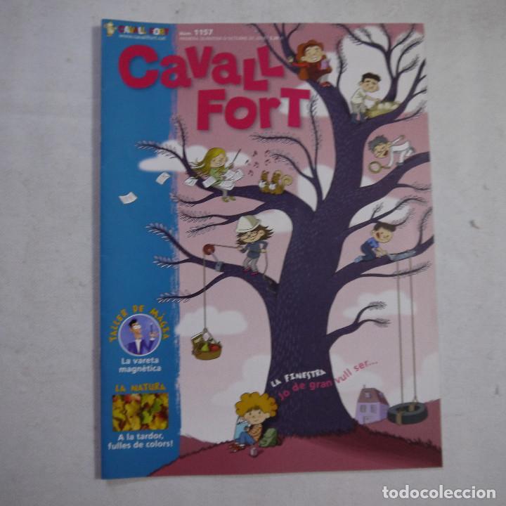 Coleccionismo de Revistas y Periódicos: LOTE 21 REVISTAS CAVALL FORT 2010 (AÑO COMPLETO) - Foto 18 - 234119340