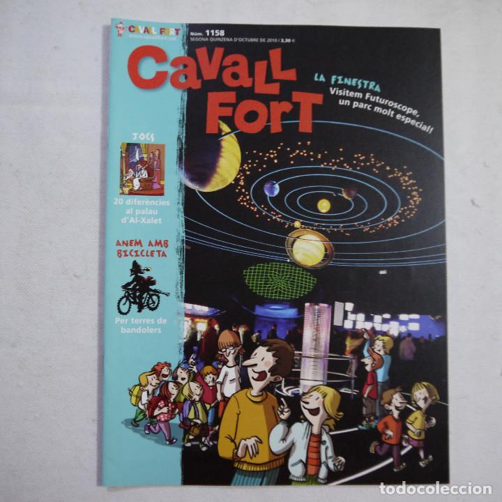 Coleccionismo de Revistas y Periódicos: LOTE 21 REVISTAS CAVALL FORT 2010 (AÑO COMPLETO) - Foto 19 - 234119340