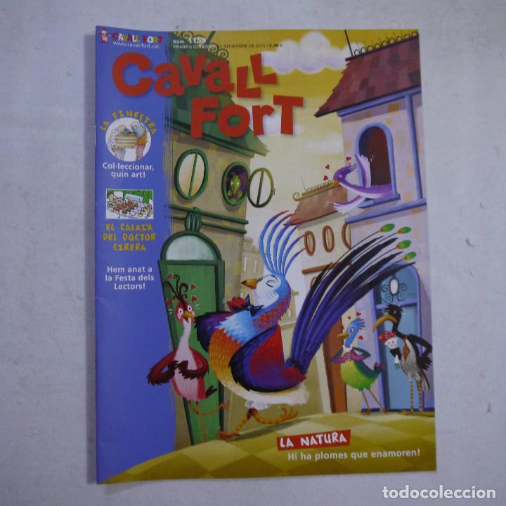 Coleccionismo de Revistas y Periódicos: LOTE 21 REVISTAS CAVALL FORT 2010 (AÑO COMPLETO) - Foto 20 - 234119340