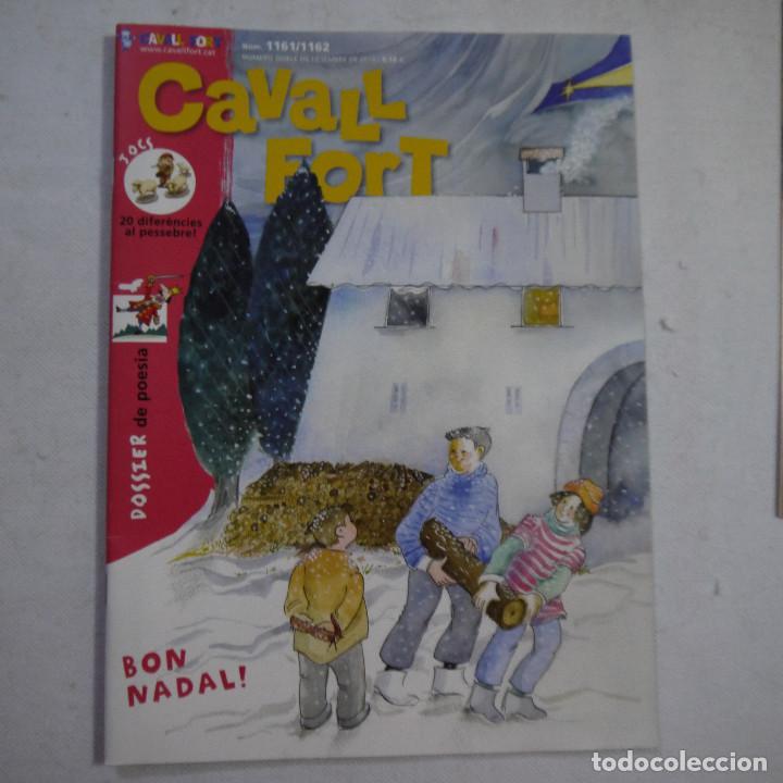 Coleccionismo de Revistas y Periódicos: LOTE 21 REVISTAS CAVALL FORT 2010 (AÑO COMPLETO) - Foto 21 - 234119340