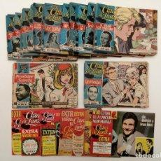 Coleccionismo de Revistas y Periódicos: LOTE 106 COMIC REVISTAS JUVENILES CLARO DE LUNA, (VER NÚMEROS DISPONIBLES EN DESCRIPCIÓN). Lote 234284285