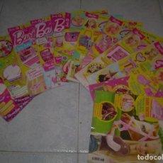 Coleccionismo de Revistas y Periódicos: LOTE 12 REVISTA BARBIE 83 85 95 98 99 103 114 126 133 137 144 145. VER Y LEER. Lote 234770985