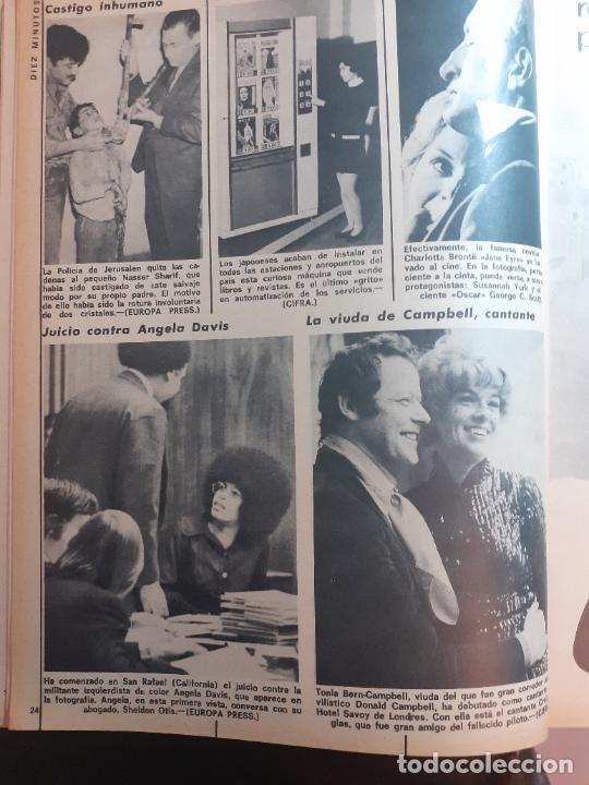 ANGELA DAVIS (Coleccionismo - Revistas y Periódicos Modernos (a partir de 1.940) - Otros)