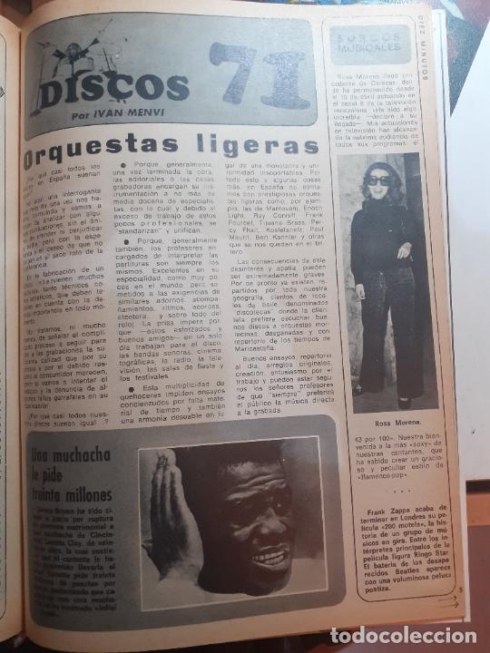 ROSA MORENA (Coleccionismo - Revistas y Periódicos Modernos (a partir de 1.940) - Otros)