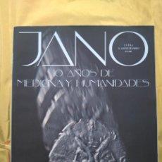 Coleccionismo de Revistas y Periódicos: JANO - MEDICINA Y HUMANIDADES - Nº EXTRA POR EL X ANIVERSARIO 1971-1981 - 160 PAGINAS. Lote 235017189