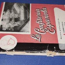 Coleccionismo de Revistas y Periódicos: LA CONFITERÍA ESPAÑOLA. REVISTA MENSUAL PROFESIONAL DE CONFITERÍA, PASTELERÍA ABRIL 1957. Lote 235168030