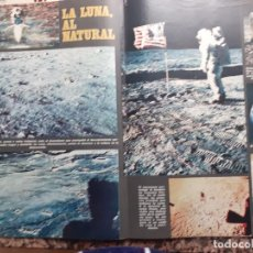 Coleccionismo de Revistas y Periódicos: LA LUNA AL NATURAL. Lote 235202125