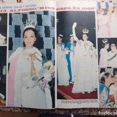 Coleccionismo de Revistas y Periódicos: NOELIA ALFONSO MISS ESPAÑA 1969. Lote 235202135