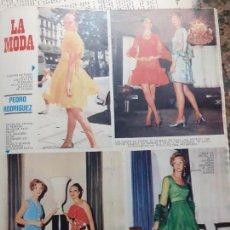 Coleccionismo de Revistas y Periódicos: LA MODA DE PEDRO RODRIGUEZ. Lote 235202215