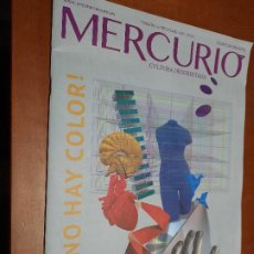 Coleccionismo de Revistas y Periódicos: MERCURIO 213. REVISTA DE LITERATURA ANDALUZA. GRAPA. BUEN ESTADO. ALGO DIFICIL DE CONSEGUIR. Lote 235372830