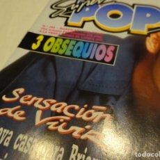Coleccionismo de Revistas y Periódicos: REVISTA SÚPER POP 365, MARZO 92, TOM CRUISE, SENSACIÓN DE VIVIR Y OTROS, PERFECTO ESTADO. Lote 235384565