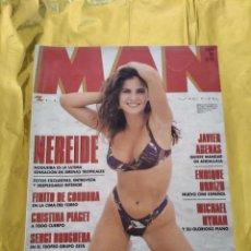 Collectionnisme de Revues et Journaux: REVISTA MAN - NEREIDE - MAYO 1994 - NUMERO 79 - VER SUMARIO FOTOGRAFIADO. Lote 235443470