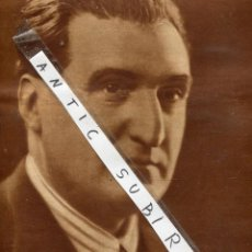 Collezionismo di Riviste e Giornali: PERIODICO AÑO 1932 CANTANTE EMILIO SAGI BARBA BEGAS PUIGCERDA CERVERA BREDA CASTELAO OTERO PEDRAYO. Lote 235473735