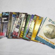 Coleccionismo de Revistas y Periódicos: LOTE 24 REVISTAS TRÁFICO AÑOS 1989 AL 1898. Lote 235644200