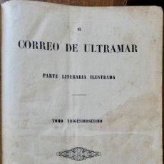 Coleccionismo de Revistas y Periódicos: EL CORREO DE ULTRAMAR - 1871 - AÑO 30 - Nº937 / 962 - NUMEROSOS GRABADOS. Lote 235726265