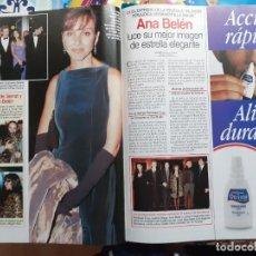 Coleccionismo de Revistas y Periódicos: ANA BELEN JOSEP MANUEL SERRAT. Lote 235791480